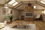 rmodern mezzanine interior 3d